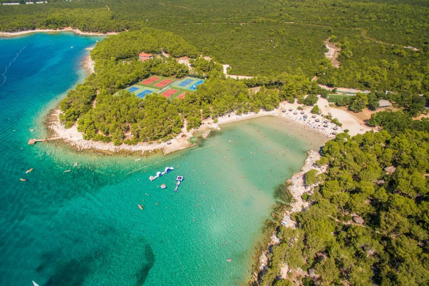 eco resort Croatia