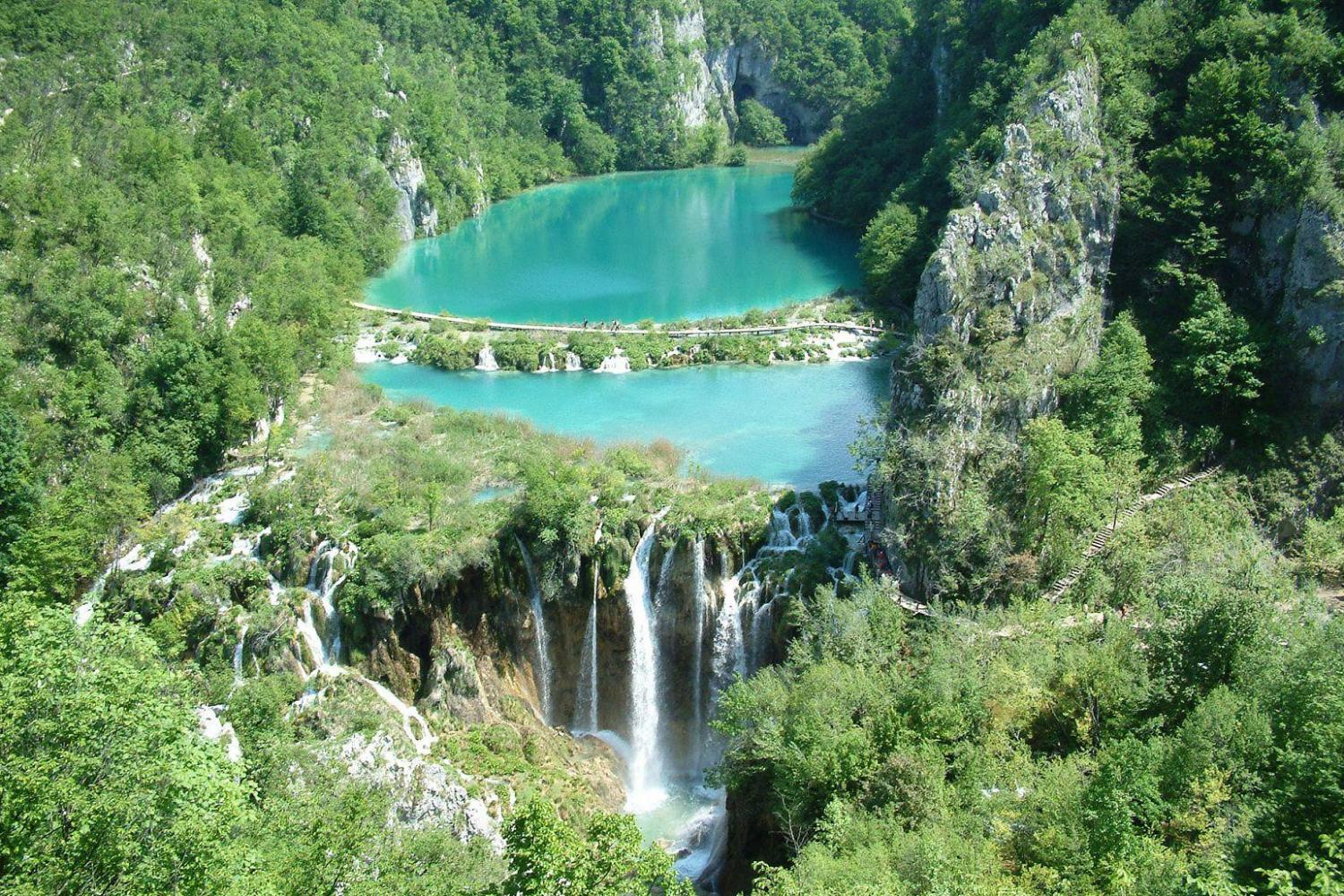 guided walking holiday Croatia