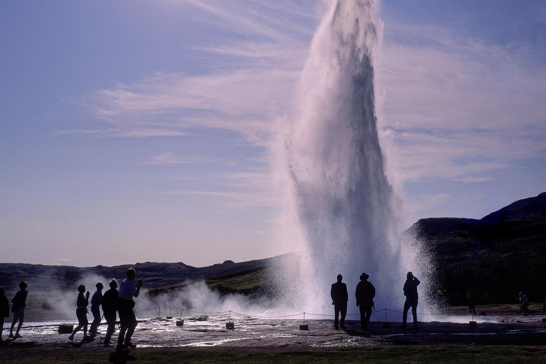 Golden Circle tour Iceland