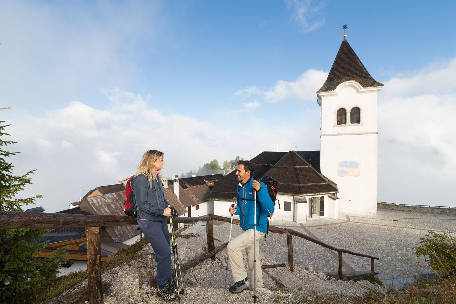 Alpe Adria Historical Trail Walking Tour