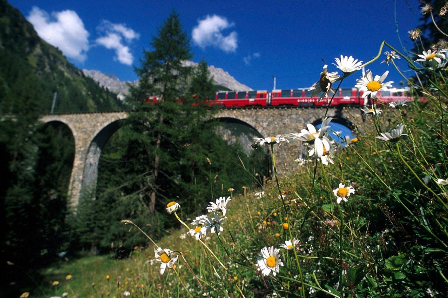 Bernina Express Holiday Italy