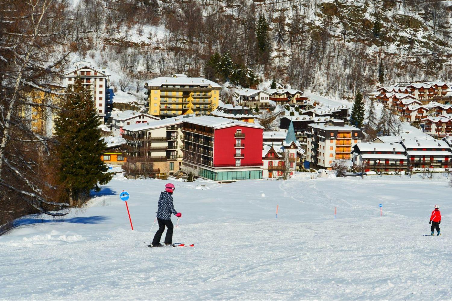 Ski Holiday Aprica