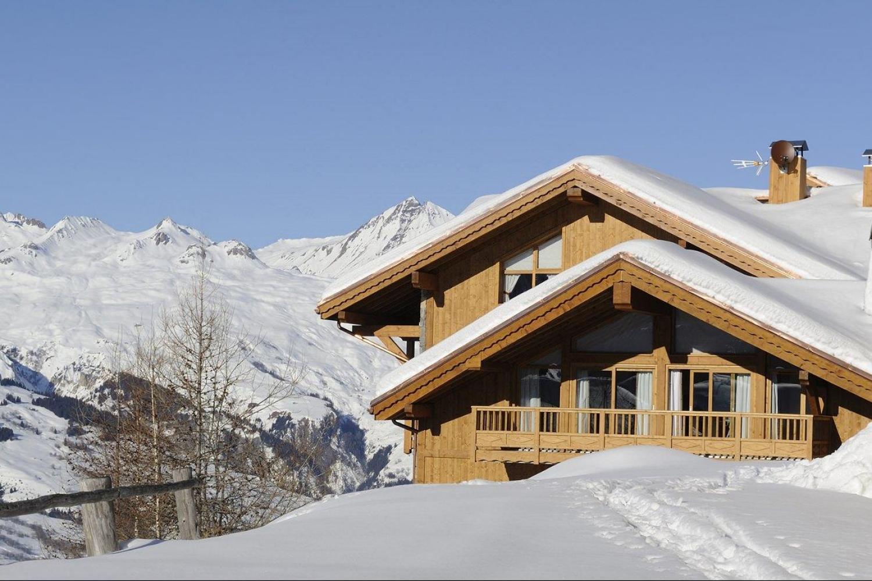 CGH L'Orée des Neiges ski apartments Peisey-Vallandry