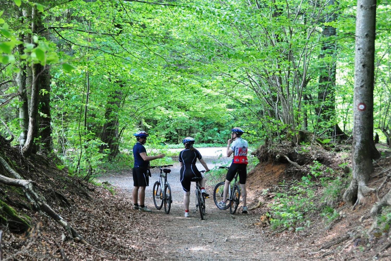 Cycling holiday Croatia National Parks