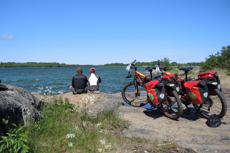 E-biking holiday in Finland