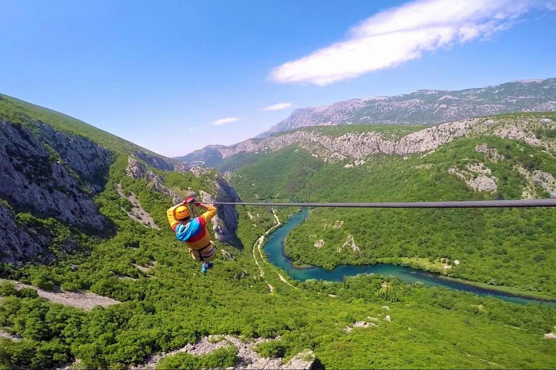 Short active holiday Croatia