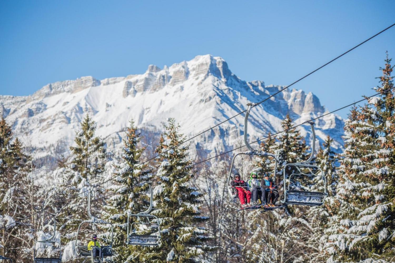 short ski break near Verona