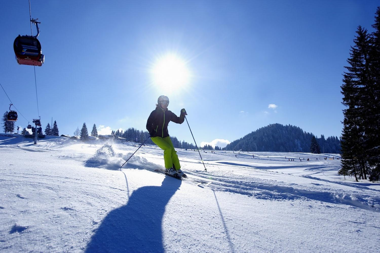 ski Oberstaufen