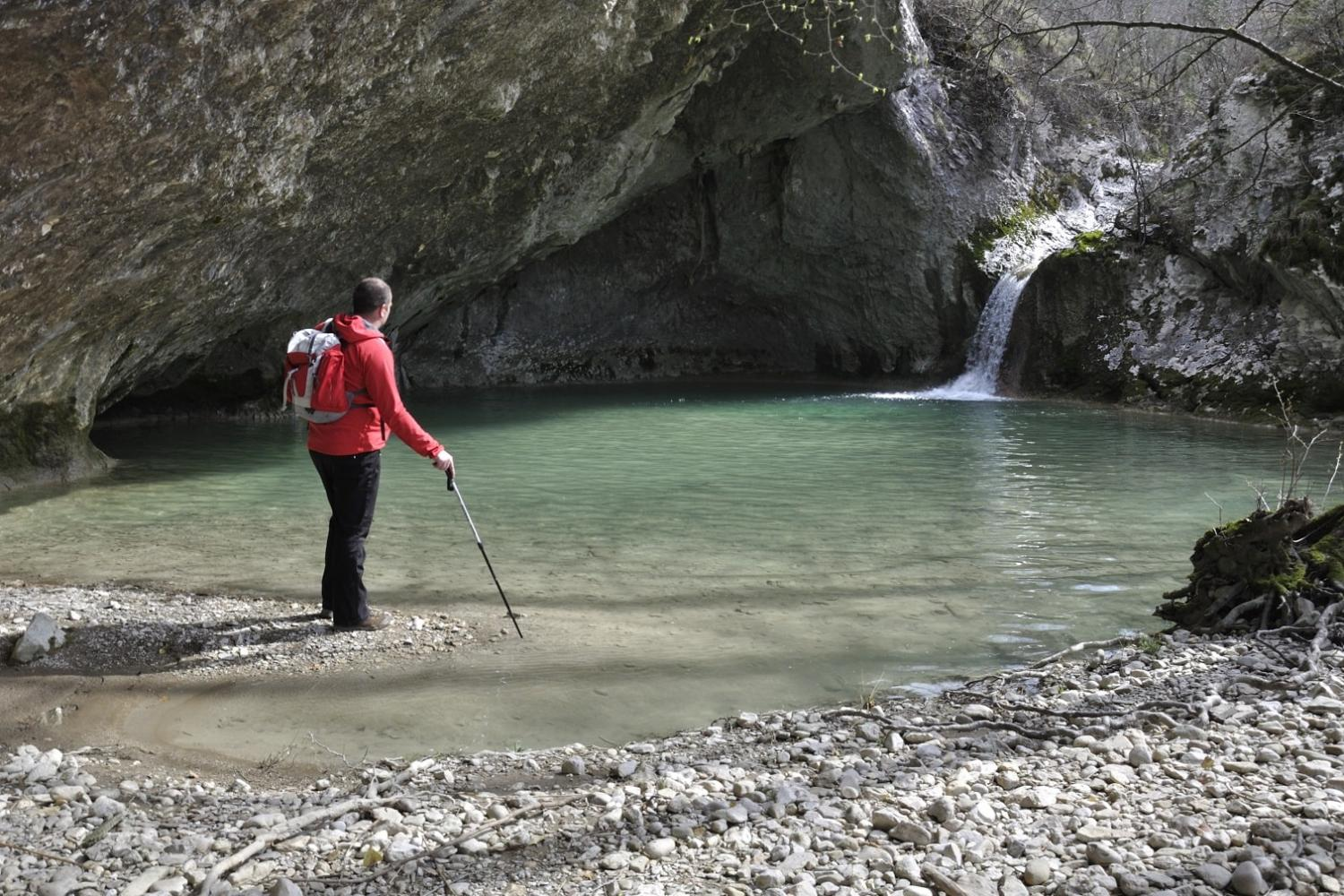 self-guided walking holiday in Istria