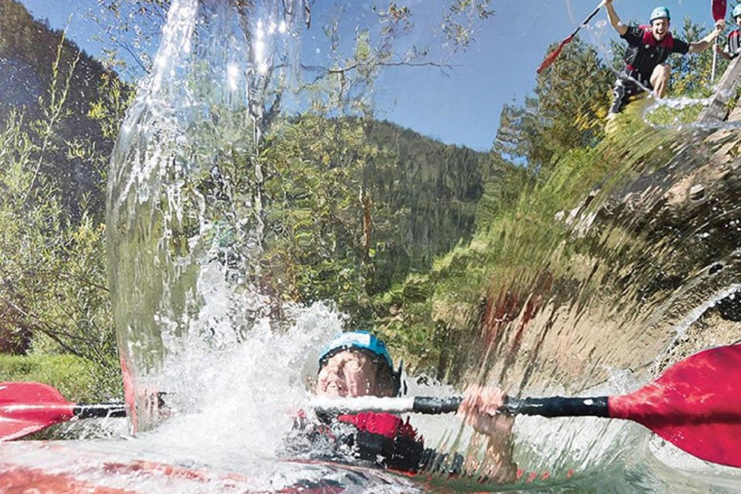 Multi-activity holiday in the Austrian Alps