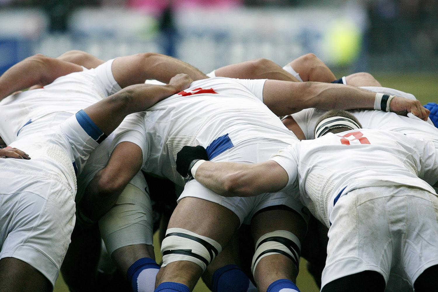 France v England 6 Nations 2020