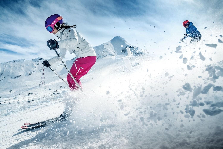 Kaprun ski holiday
