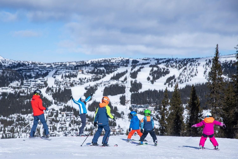 Kvtifjell ski holiday