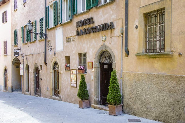 Hotel La Locanda Volterra, exterior