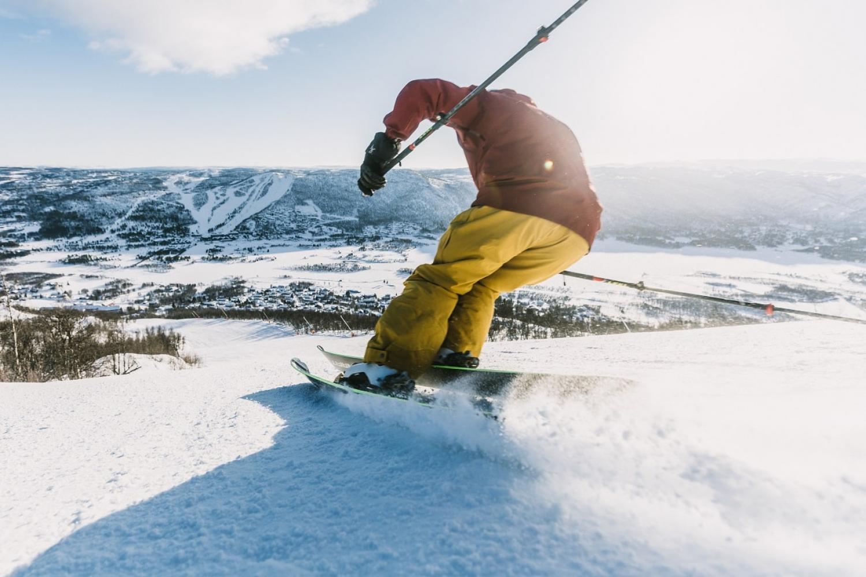 Geilo ski
