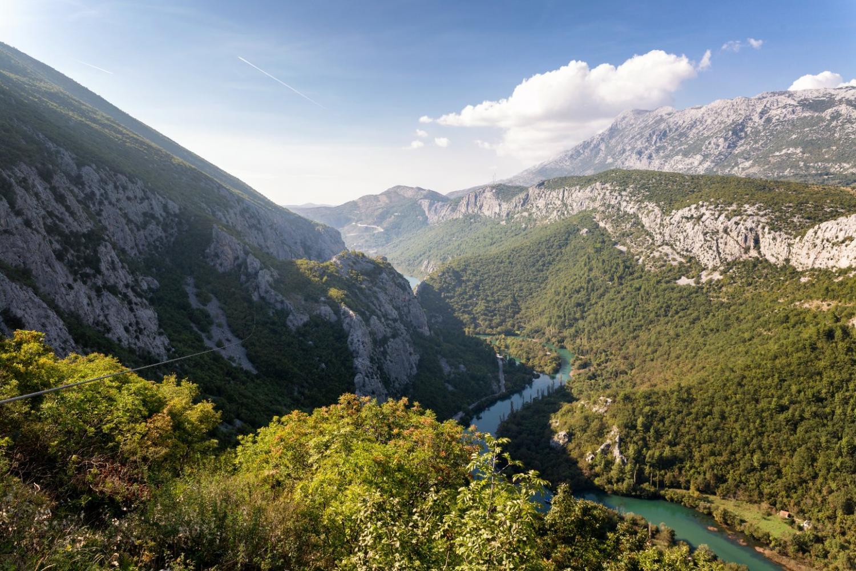 short walking holiday Croatia