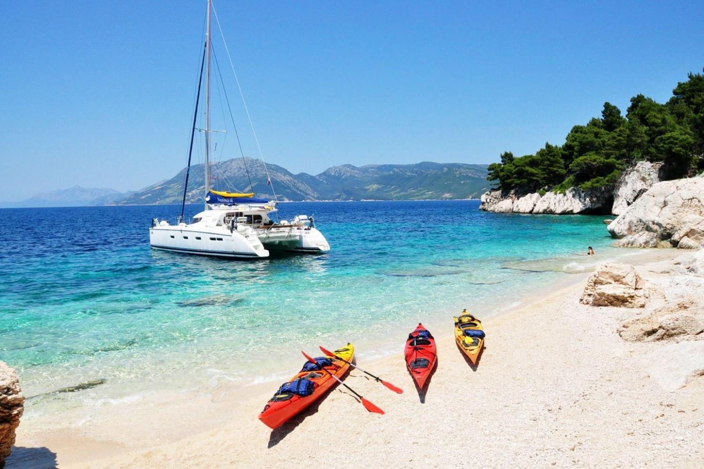 sailing holiday Croatia