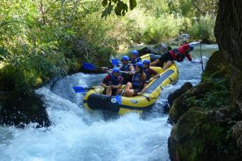 Rafting Tour from Split