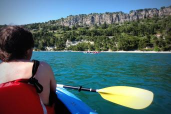 Adventure Sea Kayaking Tour of Split with Gray Line Croatia