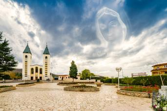 Private Tour of Međugorje from Split & Trogir with Gray Line Croatia