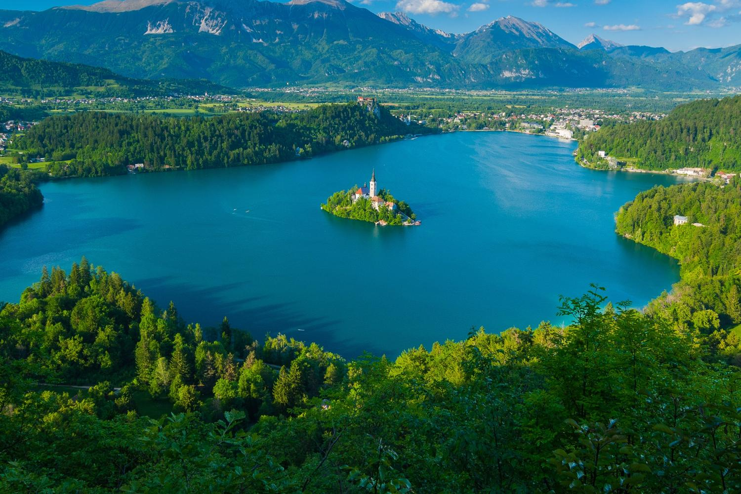 Zagreb To Lake Bled And Ljubljana Tour Gray Line Croatia