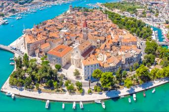 Trogir Tour from Split with Gray Line Croatia