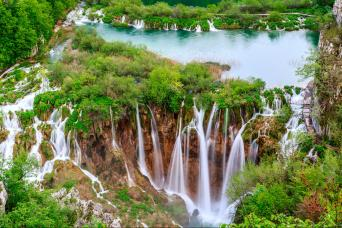 Split To Zagreb Transfer With Stop At Plitvice