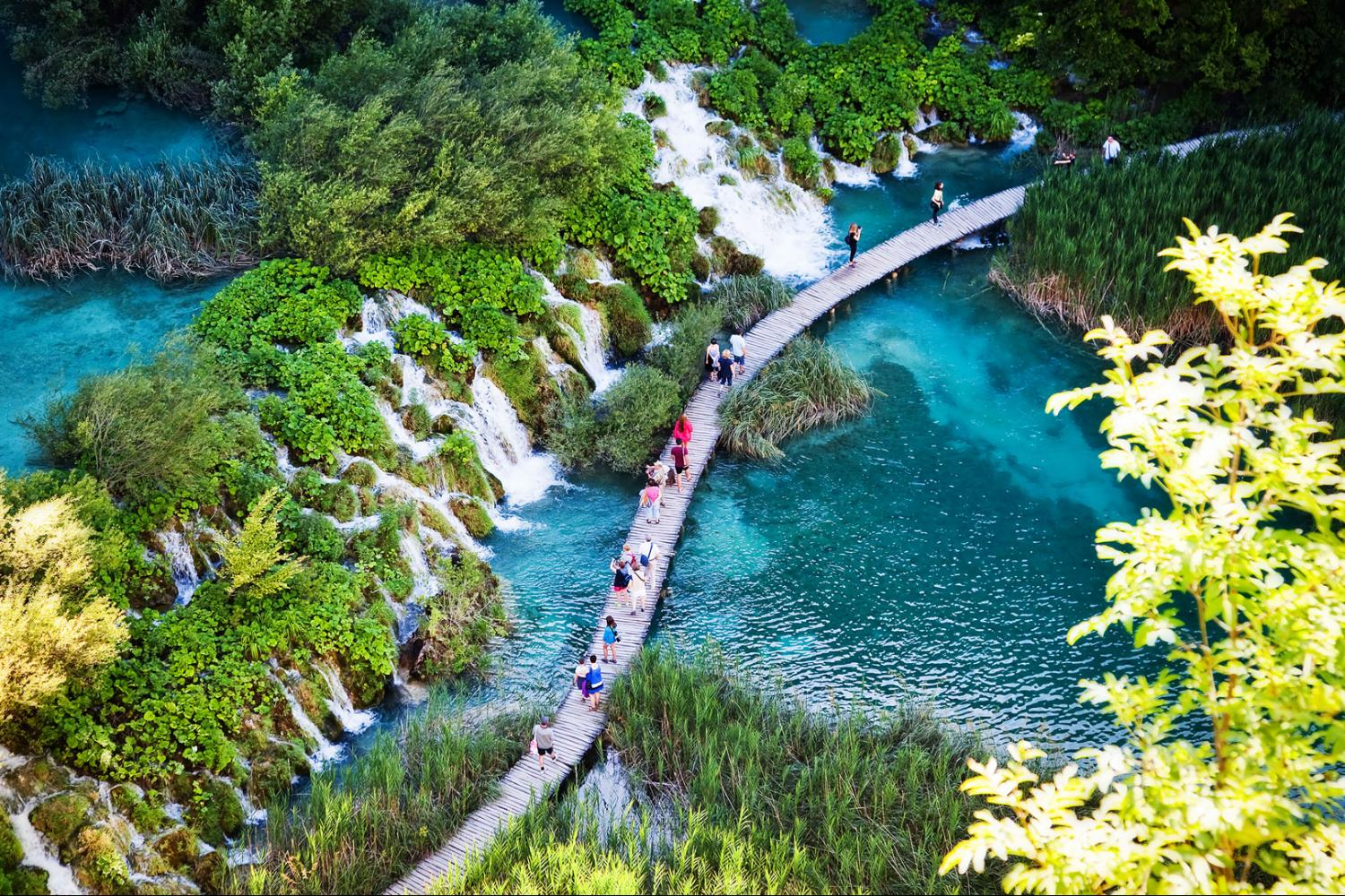 Zagreb To Split Transfer With Stop At Plitvice Lak
