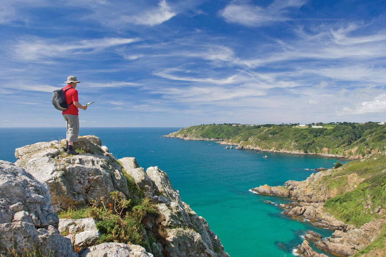 Küstenpfad Guernsey
