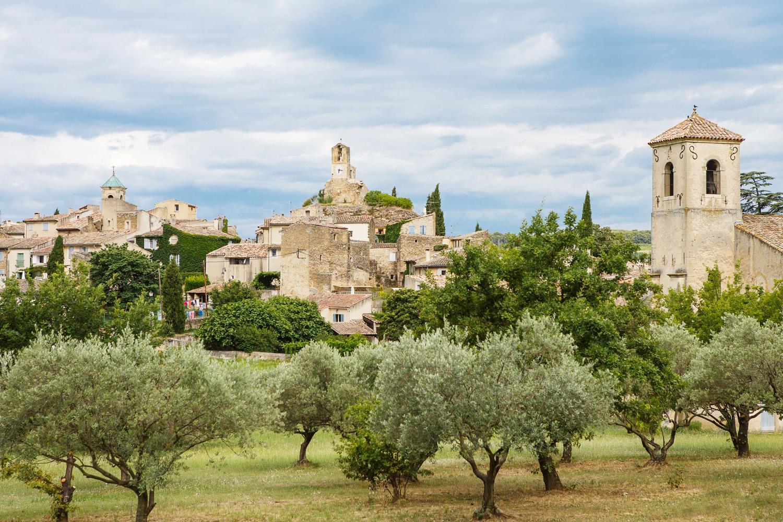 Provence: Wandern im Luberon