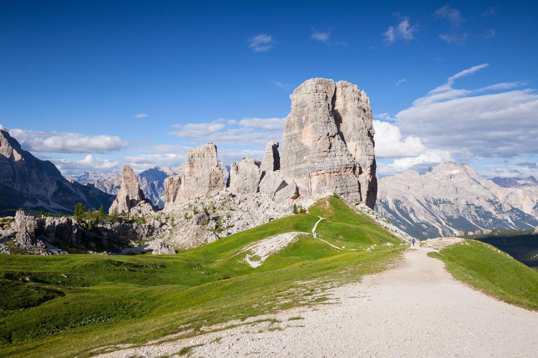 Alta Via 1 - Der Dolomiten Höhenweg - Norden