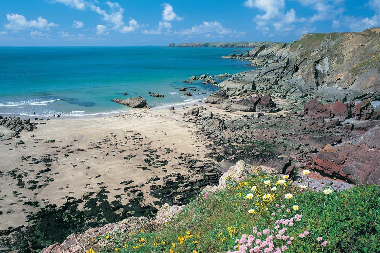 Pembrokeshire Küstenpfad - Die Highlights