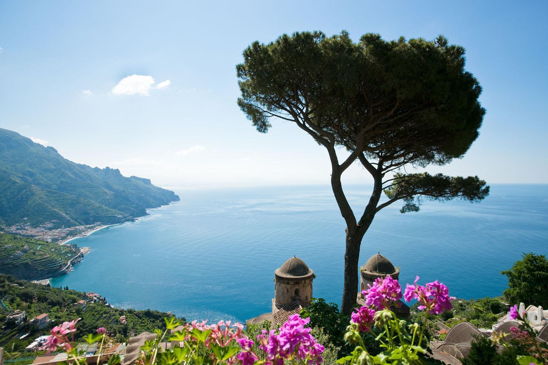 Amalfiküste und die Sorrento Halbinsel