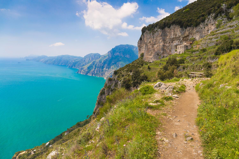 Amalfi Küstenpfade