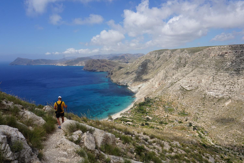 Andalusien - Cabo de Gata: Von Agua Amarga nach Rodalquilar
