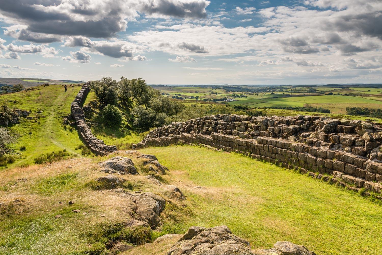 Hadrianswall: Radreise von Küste zu Küste