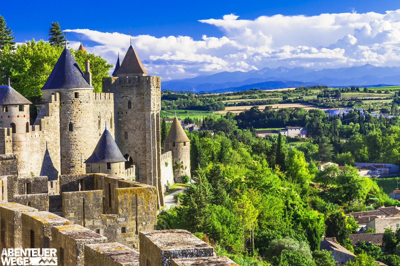 Individuelle Radreise am Canal du Midi von Carcassonne nach Narbonne