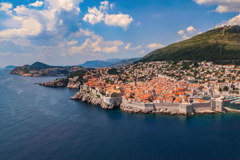 Wanderreise Dalmatien: Dubrovnik. Copyright: www.visitkroatien.de Autor: Ivo Biocina