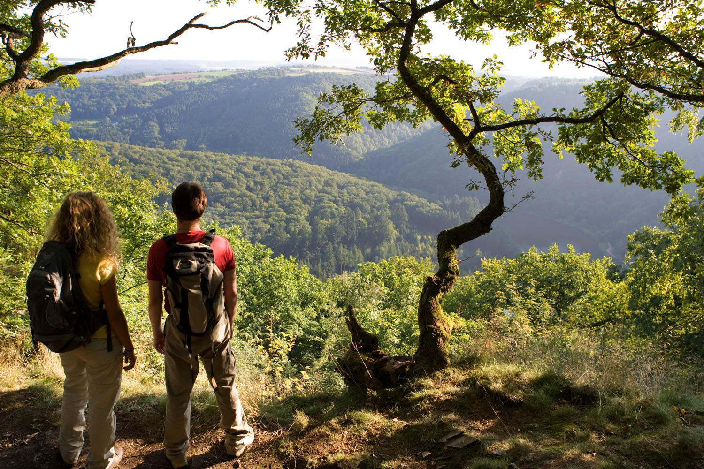 Wandern & Wellness: Luxus zwischen Saar und Mosel. Copyright Tourismus Zentrale Saarland Eike Bock