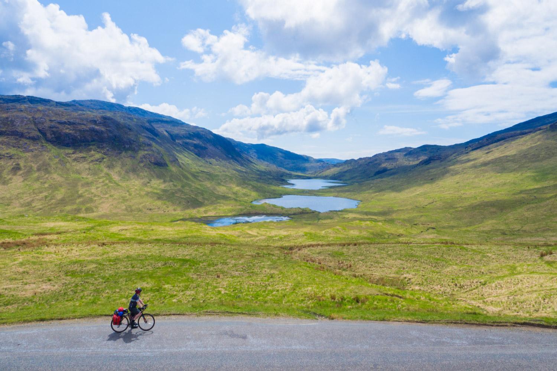 Schottlands Täler & Seen mit dem Fahrrad