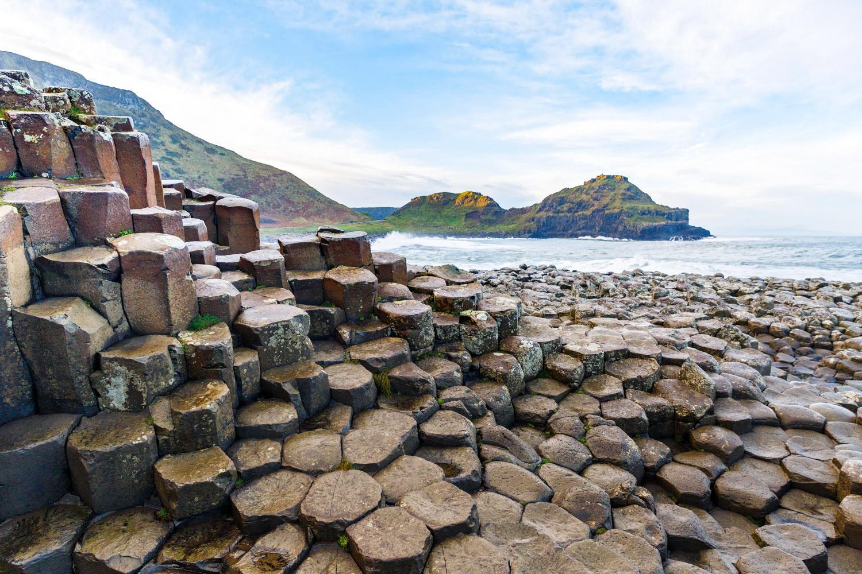 Nordirland: Antrim & Causeway Coast: Giant's Causeway