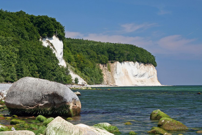 Rügen: Wälder, Strand und Kreidefelsen