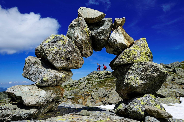 Wandern am Wilden Kaiser: Wandern auf dem Tiroler Adlerweg