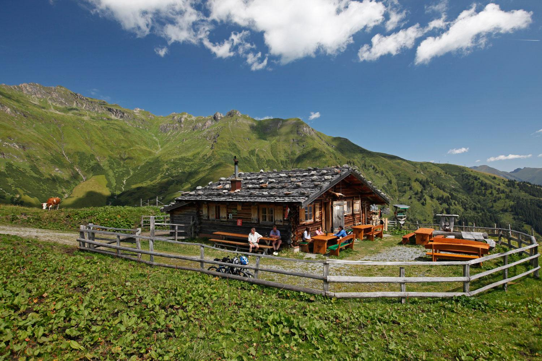 Salzburger Almenweg im Gasteinertal ©Raffalt