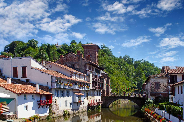 Jakobsweg: Etappe 1 St. Jean-Pied-de-Port - Logrono