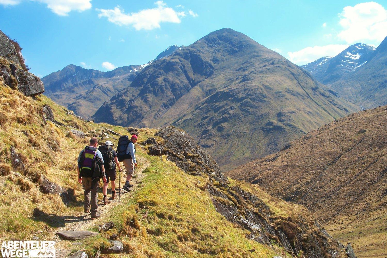 Highland Trekking: Vom Loch Ness zur Isle of Skye