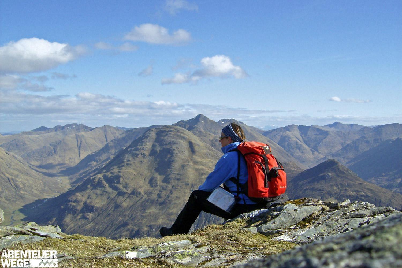 Glen Affric Trail: Die Bergwelt von Glen Affric