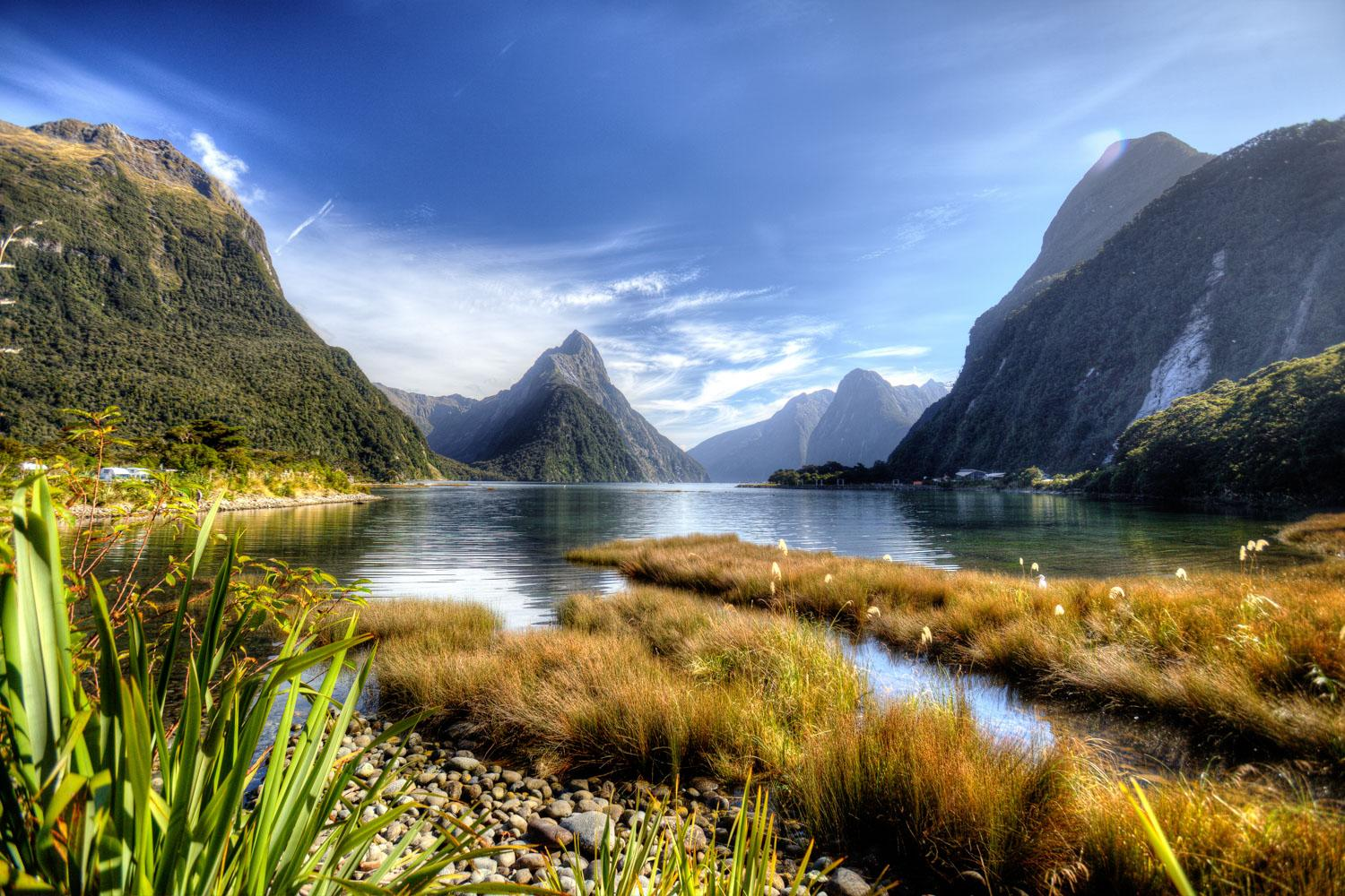 Neuseelands Great Walks: Der Milford Track im Fjordland Nationalpark