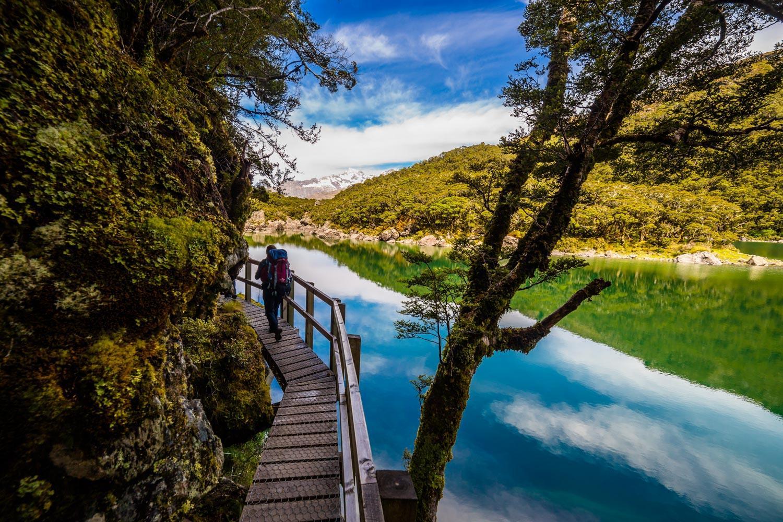 Neuseelands Great Walks: Der Routeburn Track