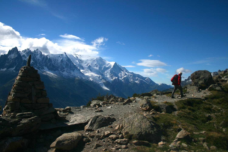 Tour du Mont Blanc: Der ganze Weg in 12 Tagen